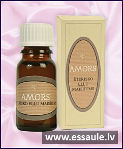 Amor – a mixture of essential oils